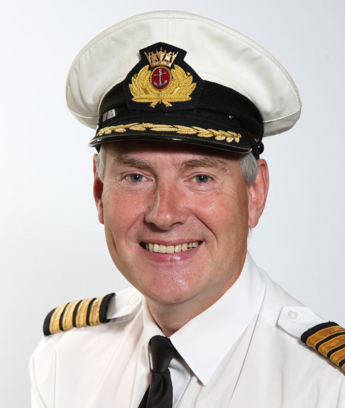 Photo of Captain Brian Murphy