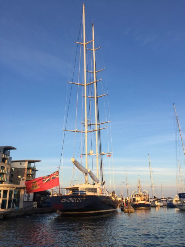 Photo of Drumbeat yacht in Poole